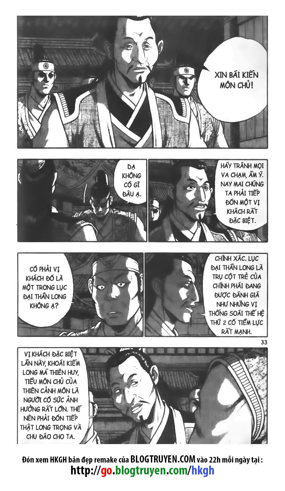 Hiệp Khách Giang Hồ chap 333 Trang 12 - Mangak.info