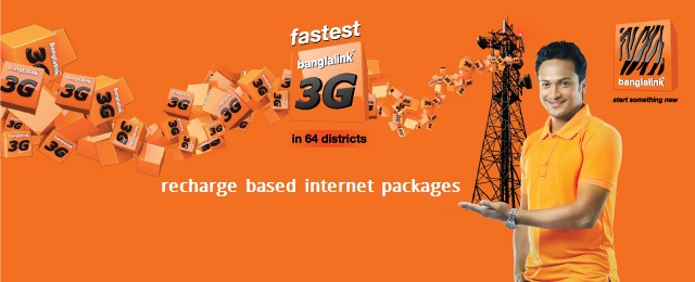 recharge+based+banglalink+3G+internet+packages
