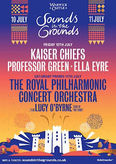Family Ticket Sounds in the Grounds 2015