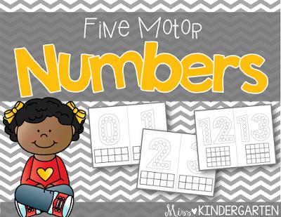 https://www.teacherspayteachers.com/Product/Fine-Motor-Number-Mats-0-20-1964038