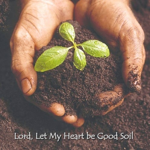 how to open my heart to god
