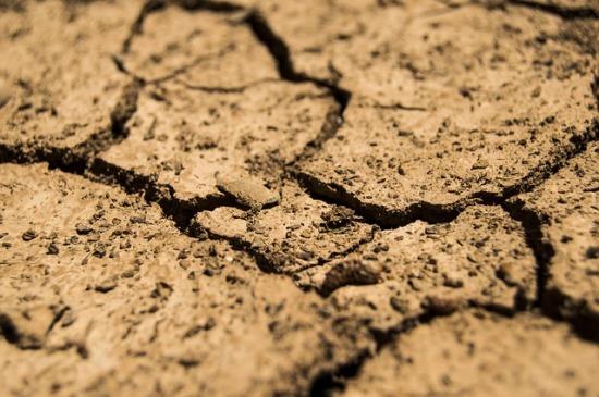 sequías Tierra