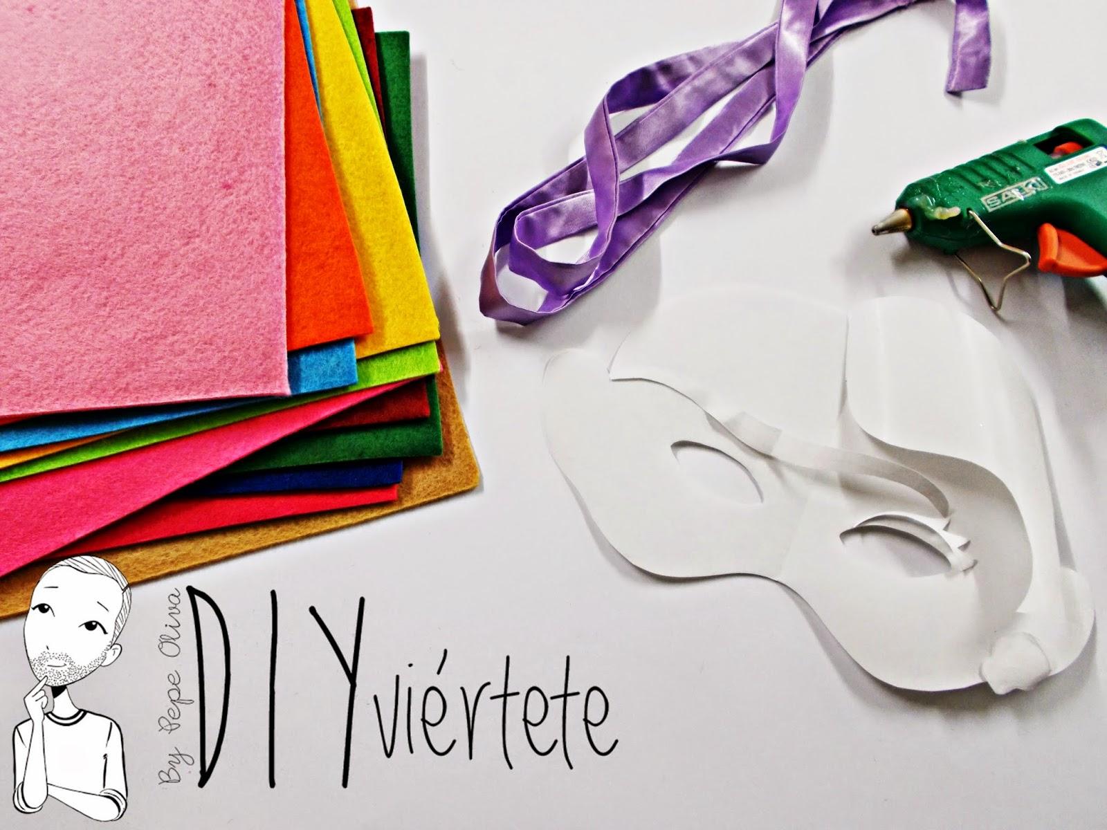 blogersando-máscara-carnaval-frida kaloh-fieltro-flores2