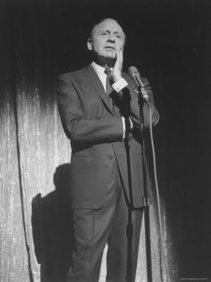 Image result for jack benny thinking