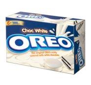 12 Oreo Chocolat Blanc
