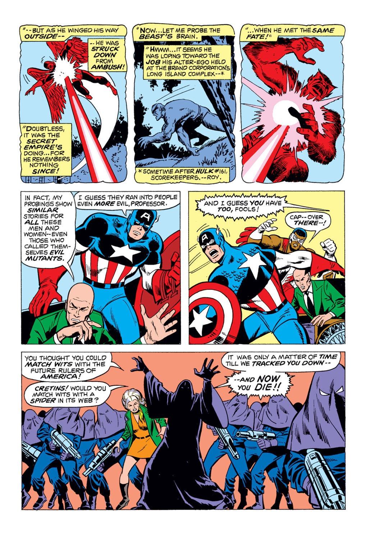 Captain America (1968) Issue #174 #88 - English 15