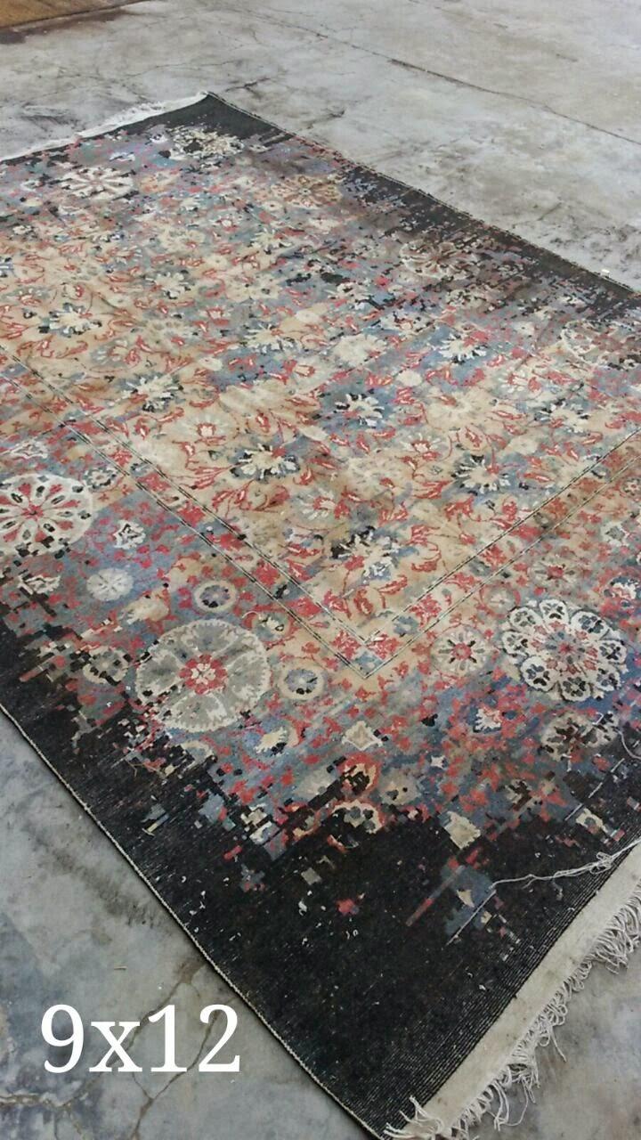 oxidised carpets