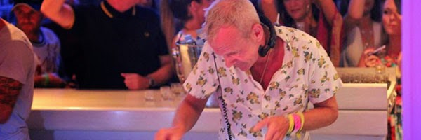 Fatboy Slim - Cafe Mambo (Ibiza) - 04-08-2014