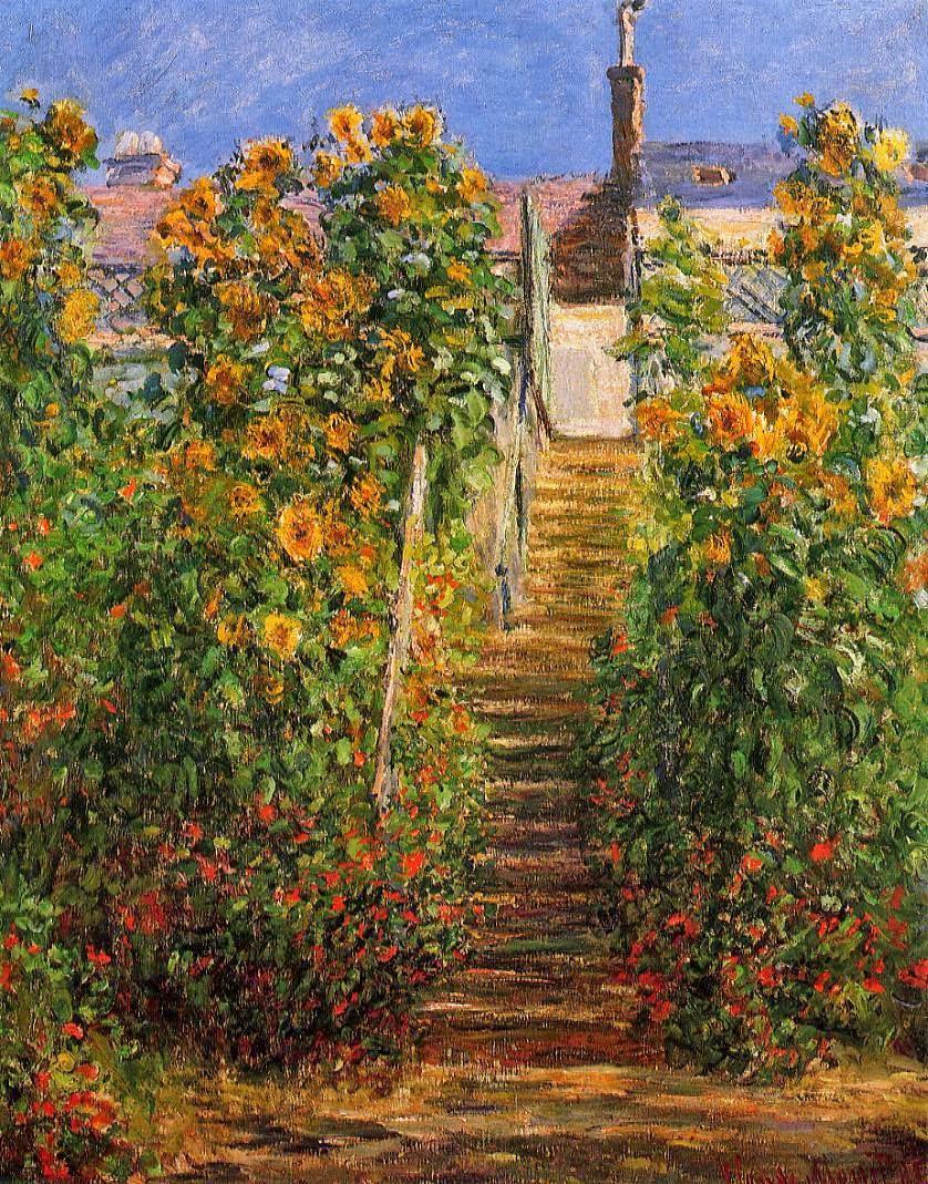 ART & ARTISTS: Claude Monet - part 11 1880 - 1881