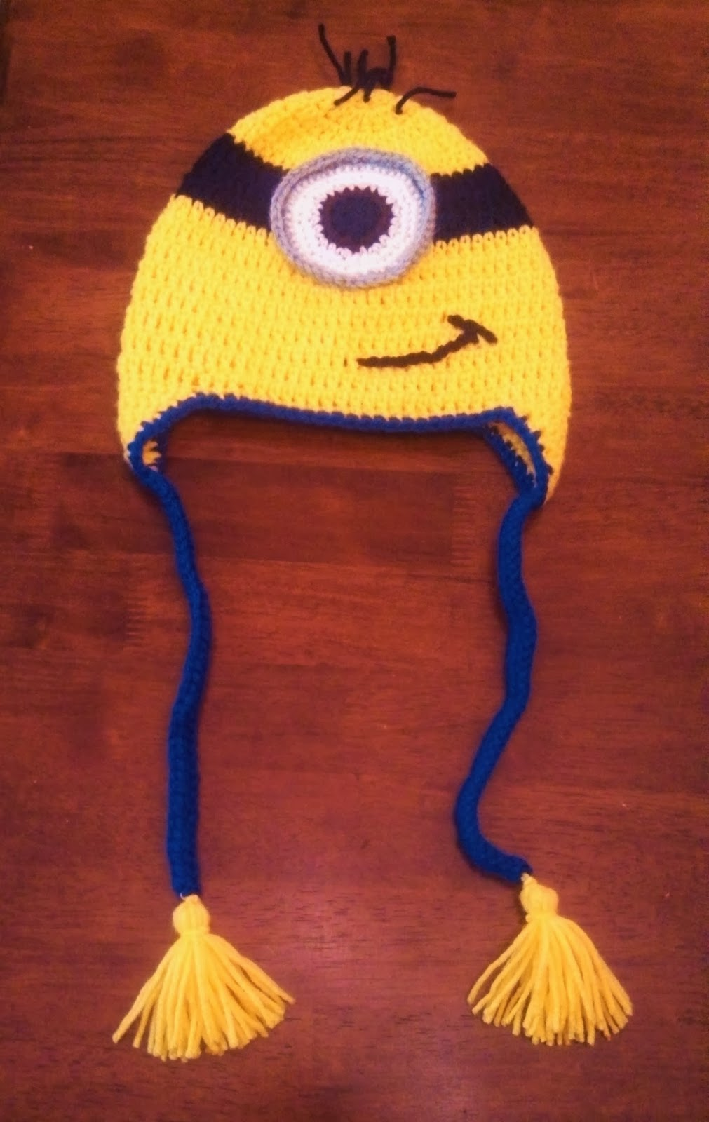 Butterflys creations minion beanies bankloansurffo Image collections