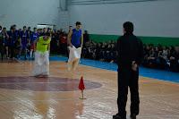 """Спортивне свято """"Нумо, хлопці"""". 23 лютого 2012 року."""