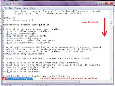 squid server proxy