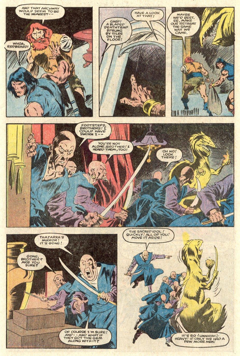 Conan the Barbarian (1970) Issue #165 #177 - English 4