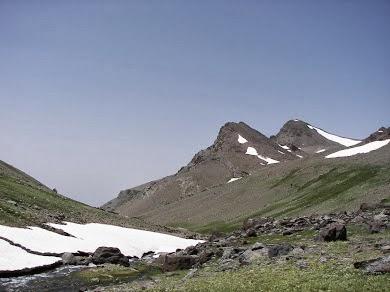 Cara Norte del Pico del Caballo