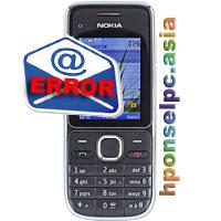 penyebab hp tidak bisa menerima sms
