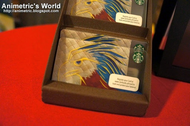 Philippine Edition Starbucks Card