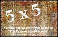"5"" x 5""  Artwork  November 2012"