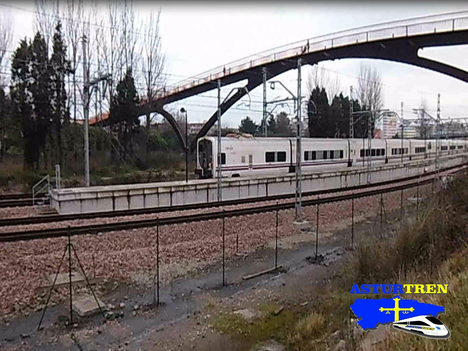 Asturtren tren hotel barcelona gij n for Barcelona paris tren hotel