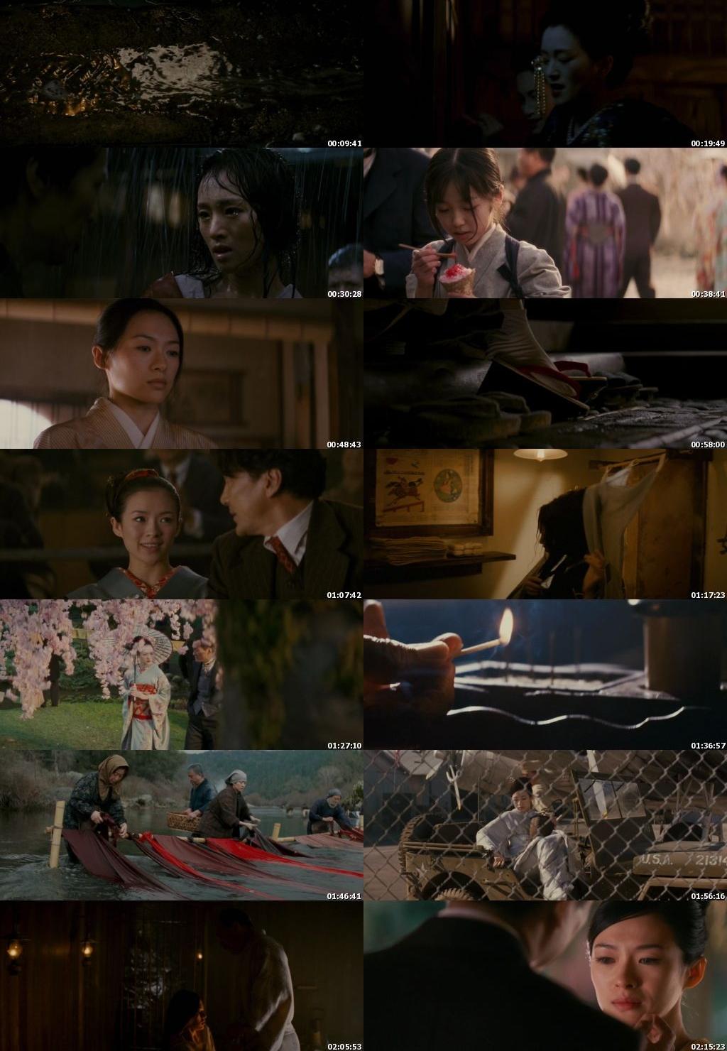 Memoirs of a geisha full movie subtitled