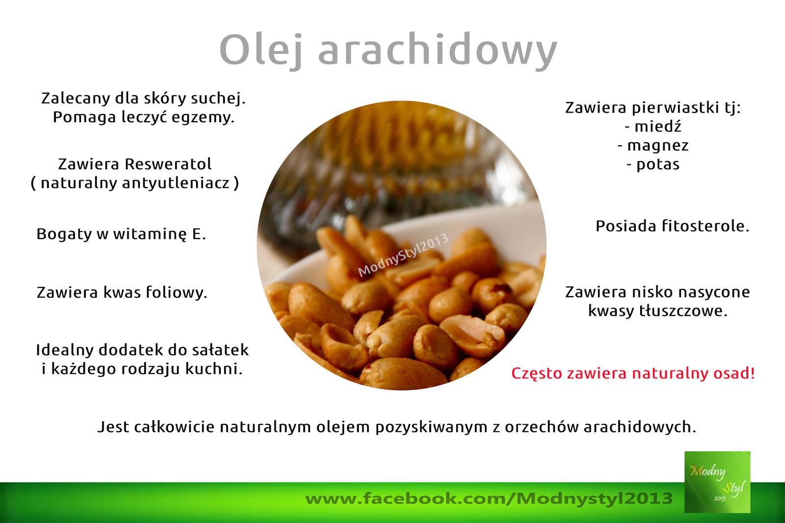 Olej arachidowy