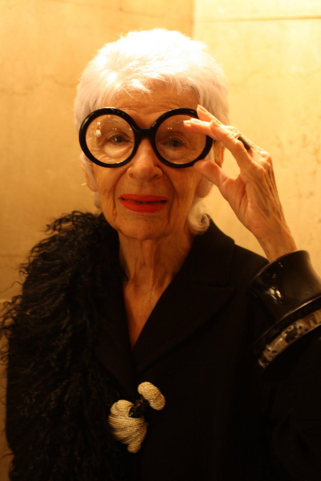 Бабка в очках 17 фотография