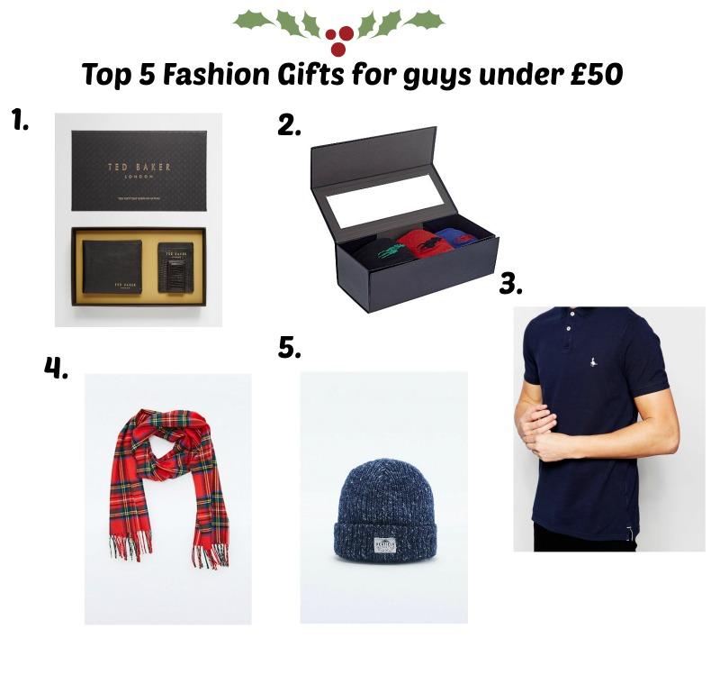 Top 5 christmas gifts for guys