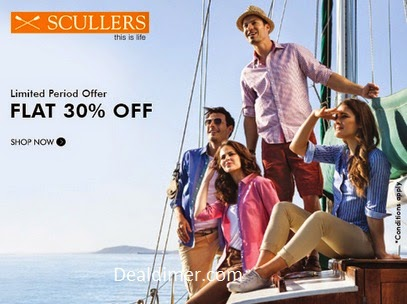 Scullers Clothing 50% off or more