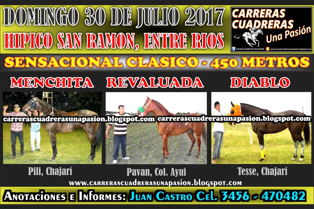 SAN RAMON - 30.07.2017 - CLASICO