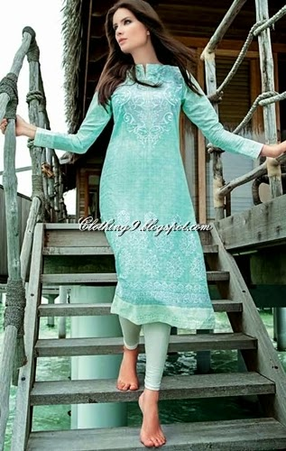 GulAhmed Summer Lawn Collection 2015-16