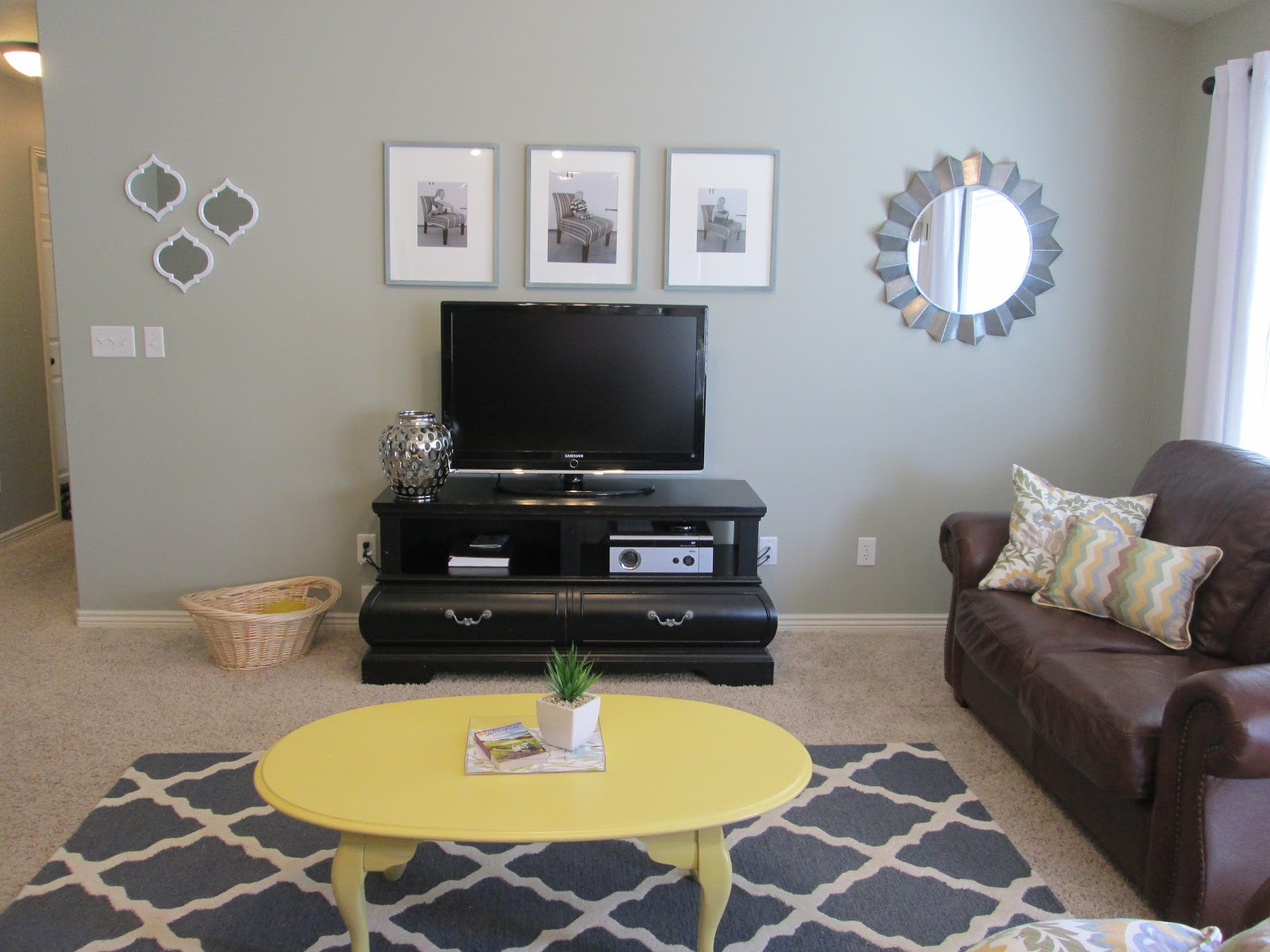 Melissa Rey Styles Living Room Makeover On A Budget