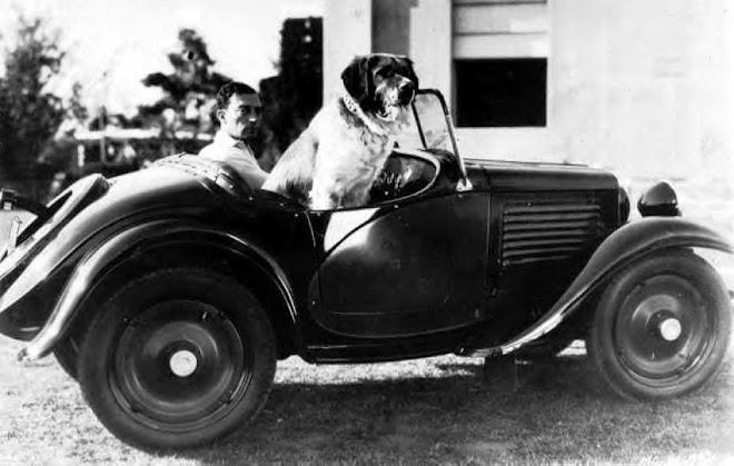 Buster Keaton ~