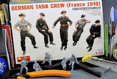 Construction Review: MiniArt's German Tank Crew (France 1940)