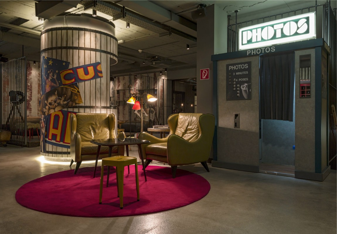 Loveisspeed 25hours hotel vienna is a quirky hotel for Design hotel 25 hours vienna