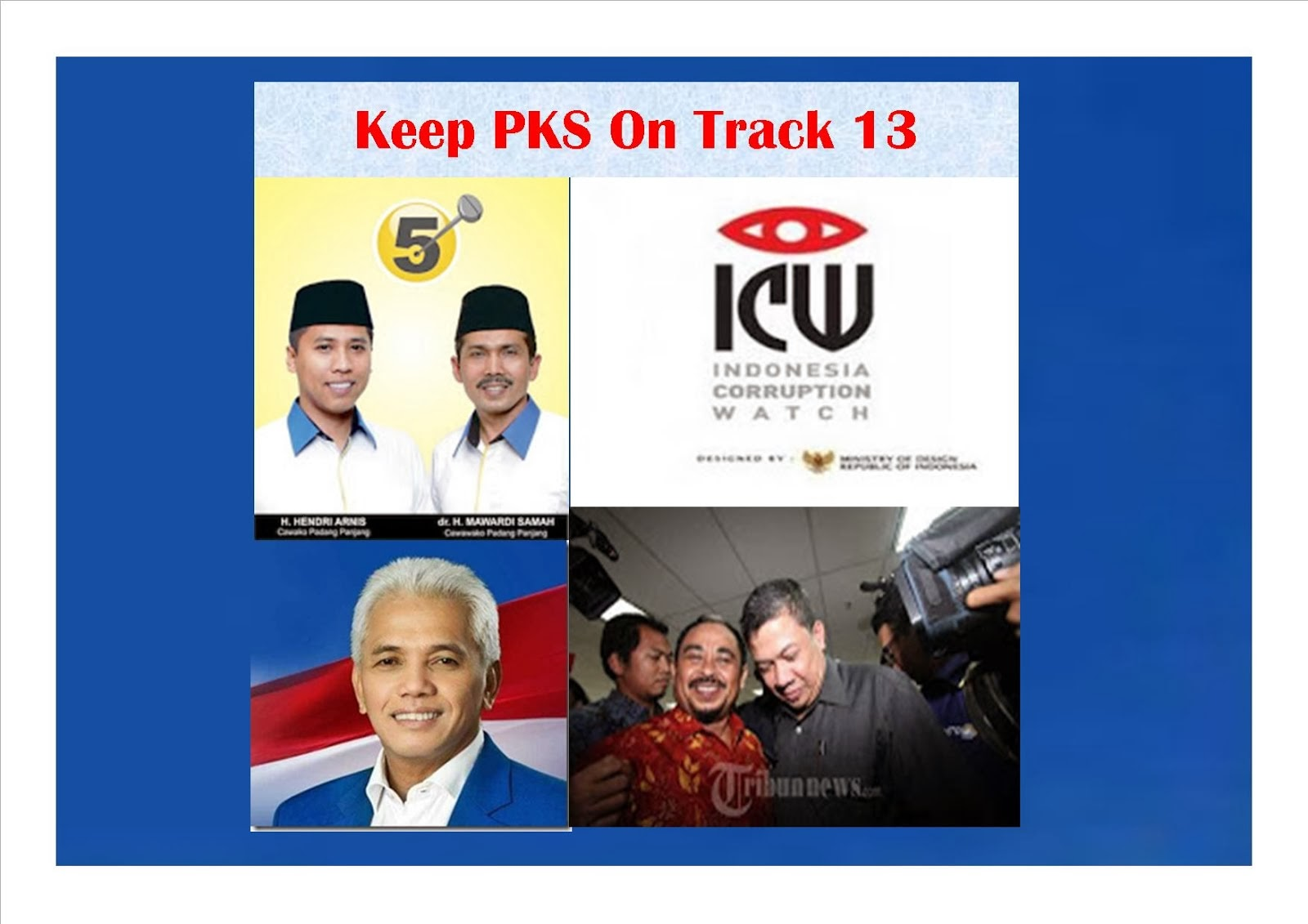 Keep PKS On Track 13
