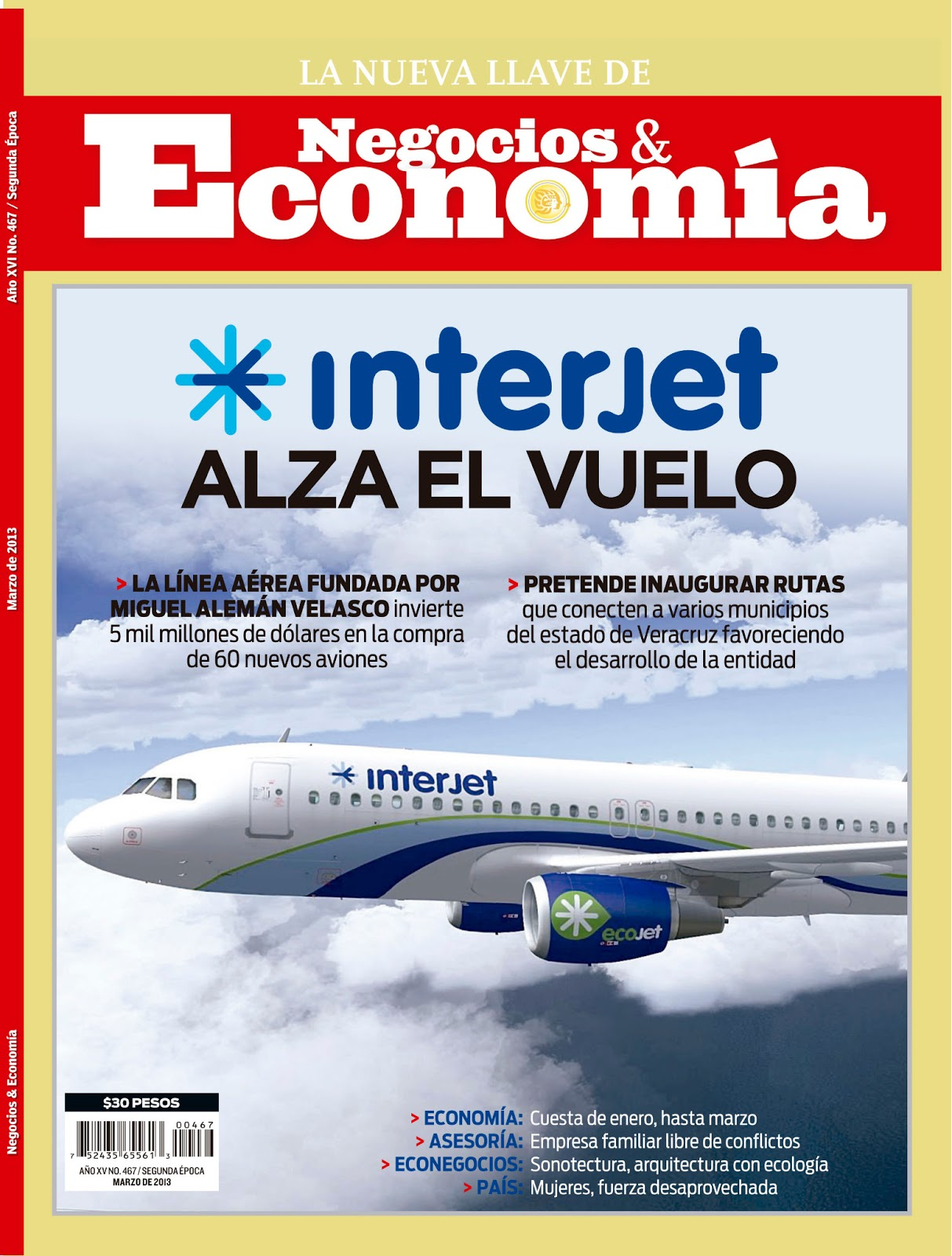 Revista Negocios&amp;Economa