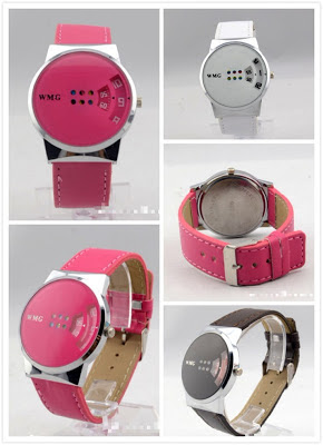 trendy ladies watch