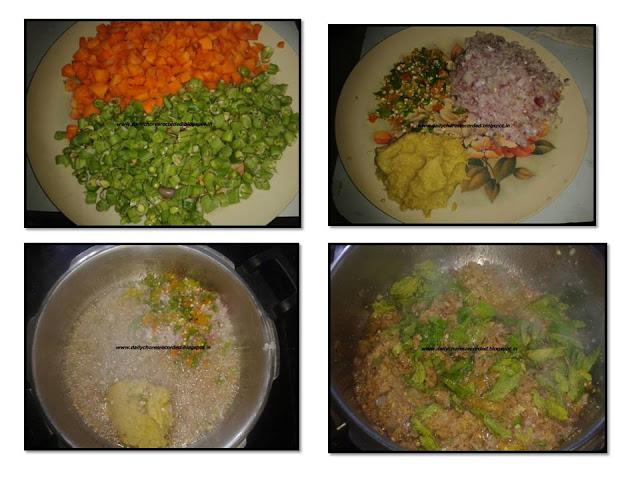 Mixed Vegetable Kurma