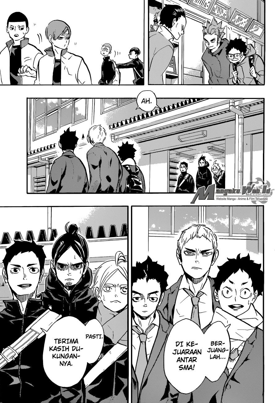 Haikyuu!! Chapter 228-5