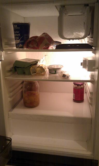 Kühlschrank Isolation und Dämmung