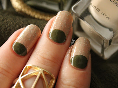 Sally Hansen - Designer Collection Part 2: Coat Of Arms, Loden Green, Stocking Nude