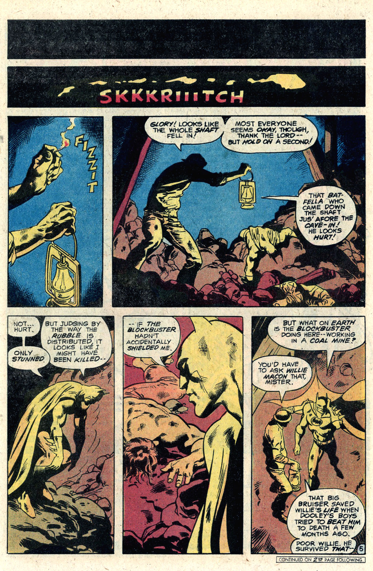 Detective Comics (1937) Issue #499 Page 7