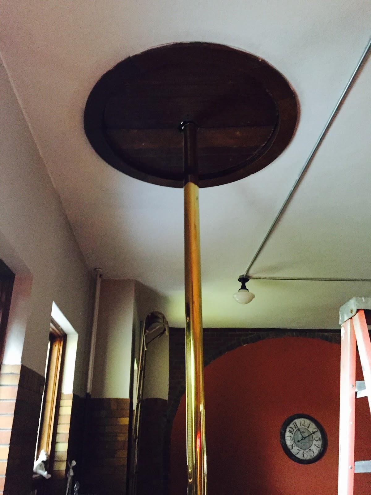 Fire pole