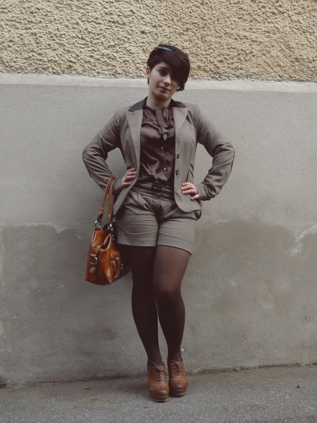 quite kafkaesque.: Outfit-Post: Clouds in my coffee