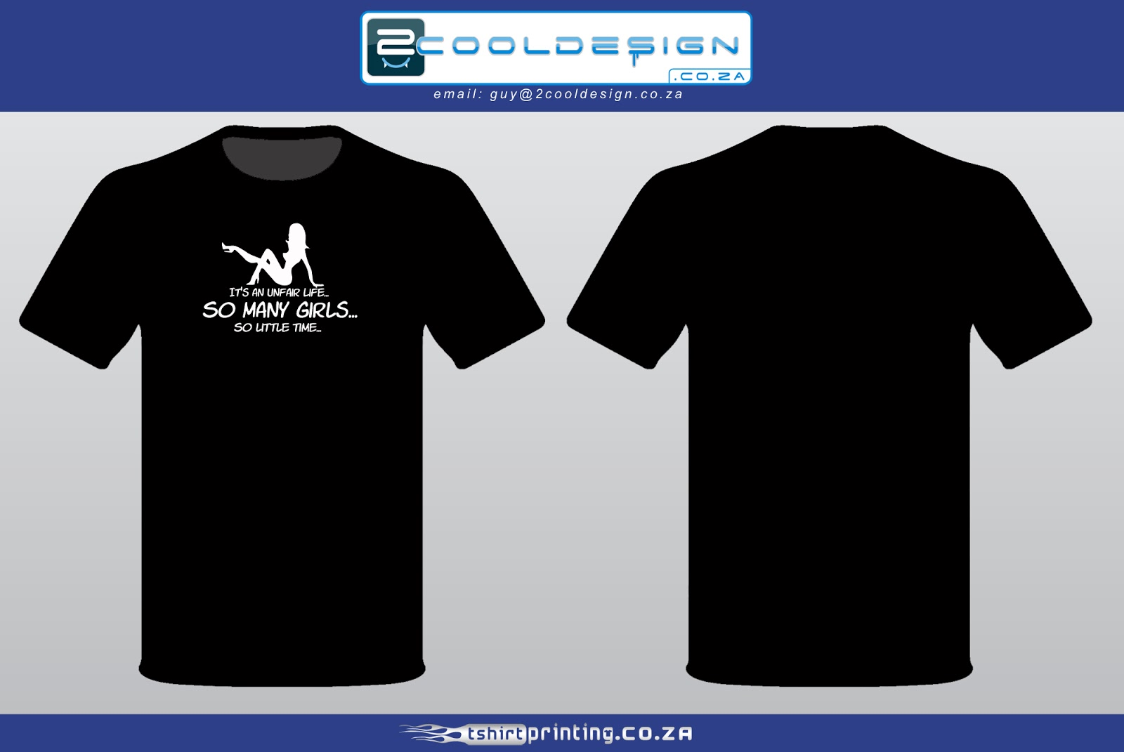 the coolest t shirt printing company in south africa