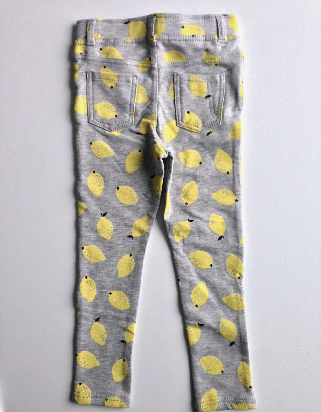 HM kids, SS15, pants