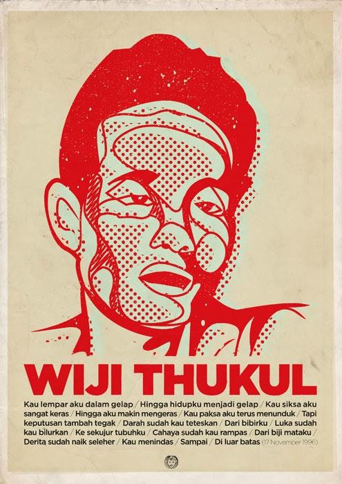 Perjalanan Wiji Thukul akan Difilmkan