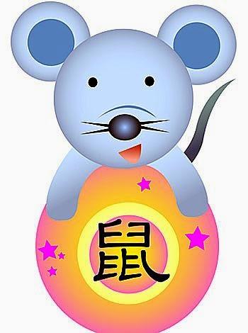 Zodiaco Chino para niños signo del Ratón