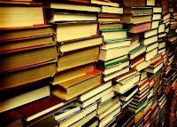 Lovely Pile of Books, Utne Reader Online