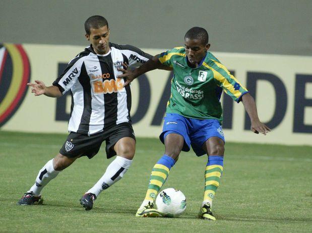 Pela Copa do Brasil Atlético-MG 2 x 1 Goiás