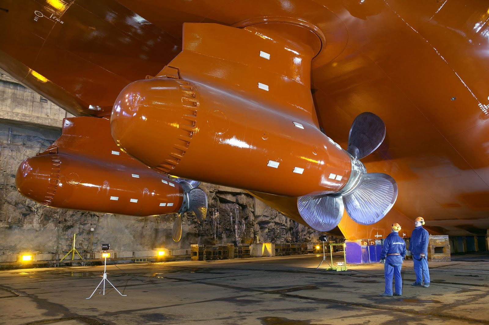 ABB - 25 milioni di dollari per due navi rompighiaccio russe